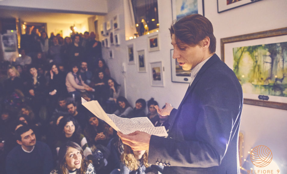 Belfiore 9 | Milano – Poetry Slam Edition @CasciNet